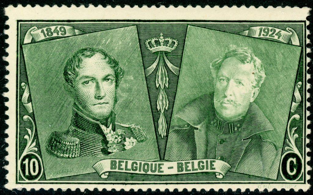 Belgien 191 postfrisch