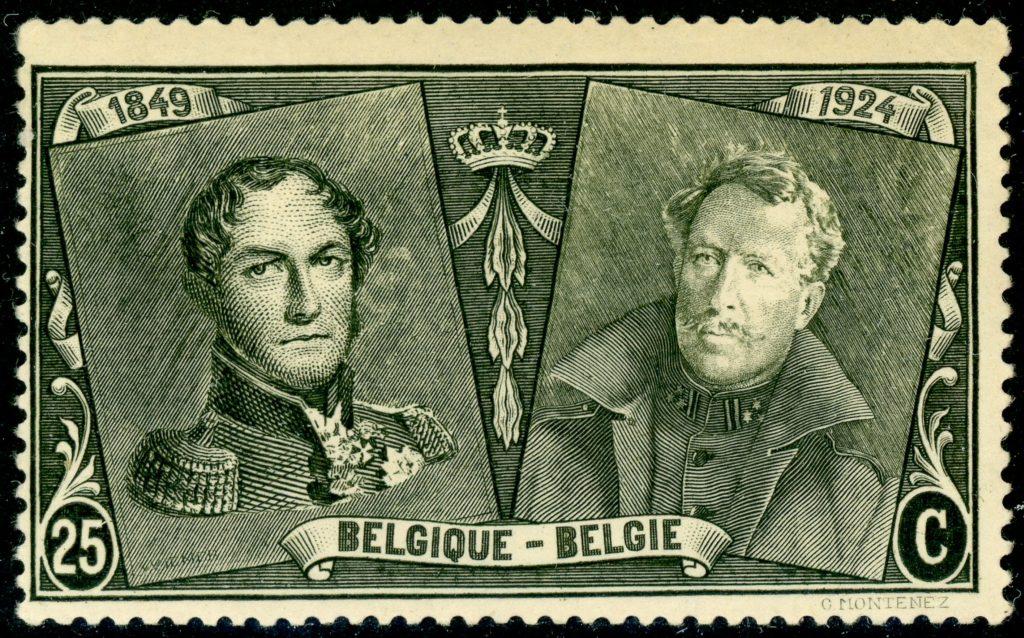 Belgien 194 postfrisch