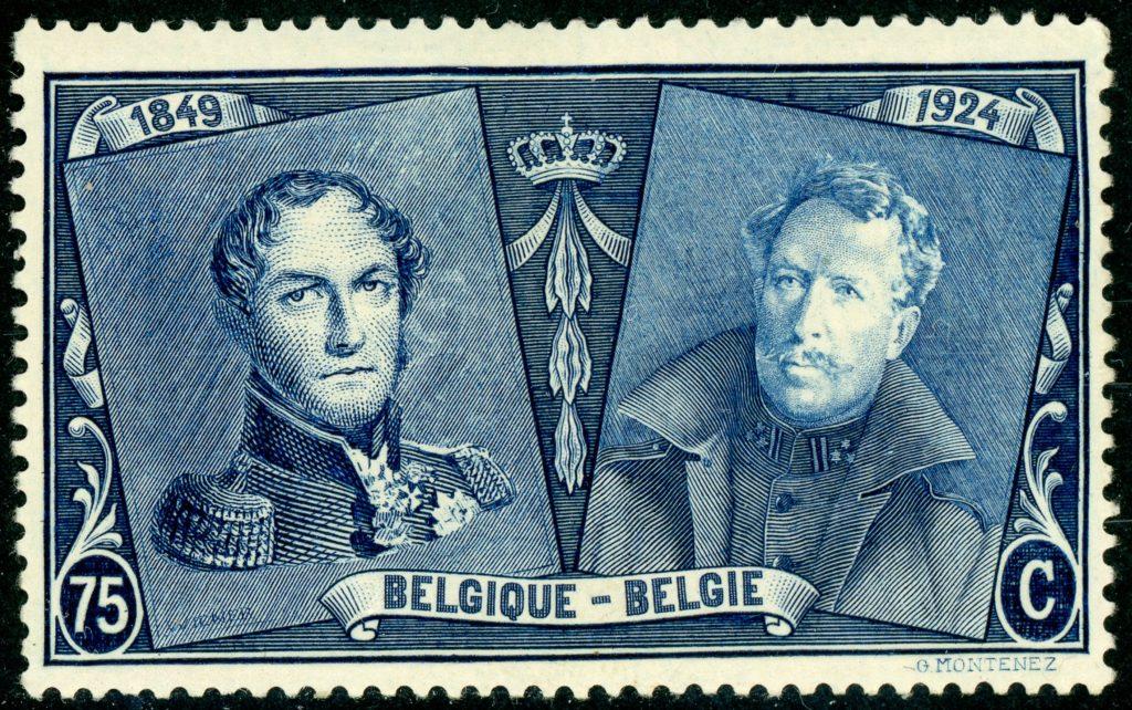 Belgien 199 postfrisch