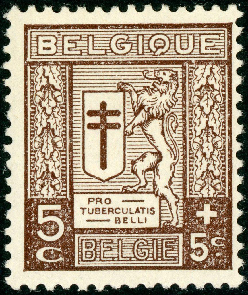 Belgien 218 postfrisch