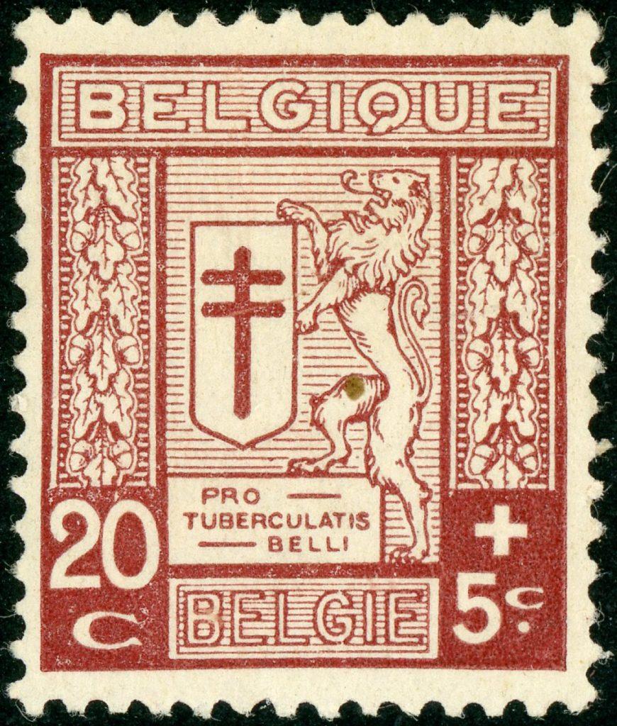 Belgien 219 postfrisch