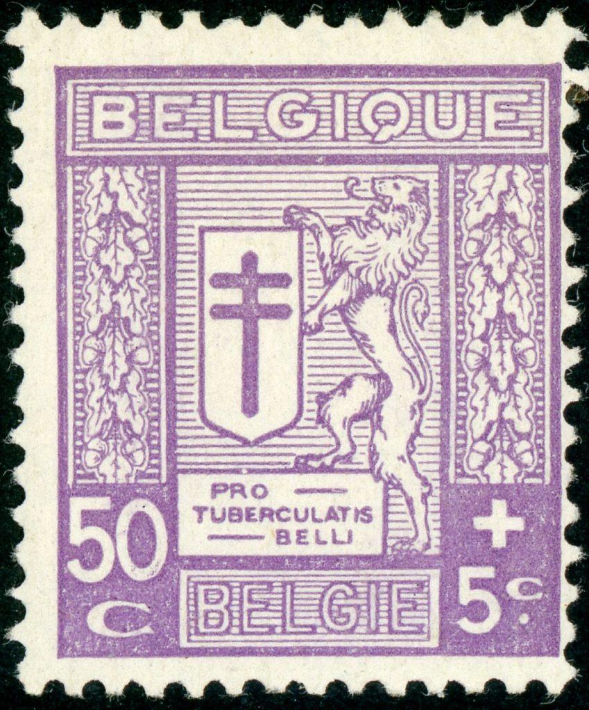 Belgien 220 postfrisch