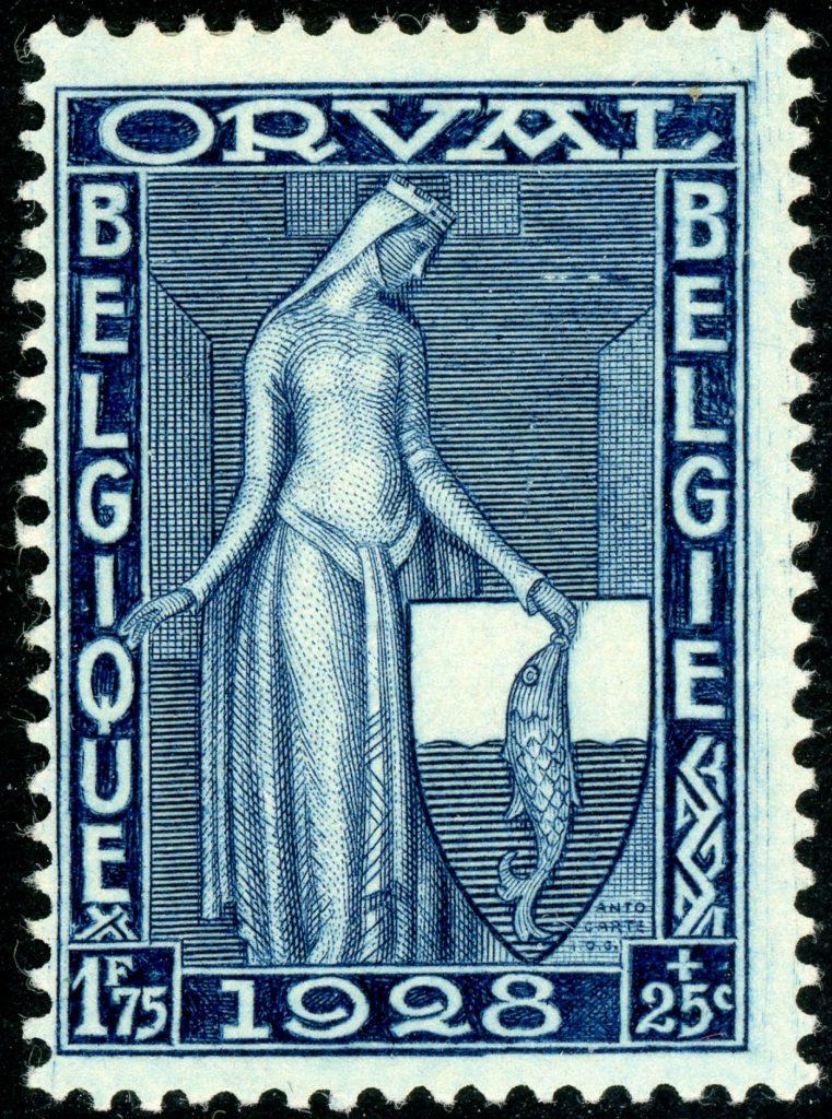 Belgien 239 ungebraucht