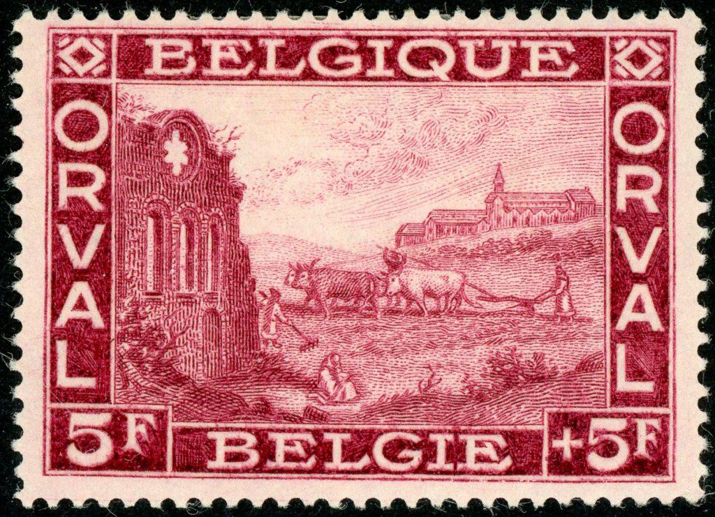 Belgien 242 ungebraucht