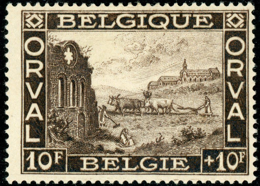 Belgien 243 ungebraucht