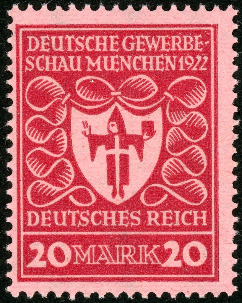 Deutsches Reich 204b postfrisch