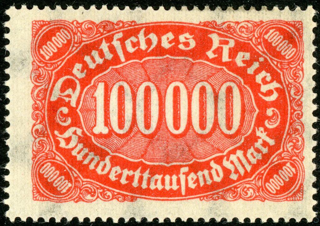 Deutsches Reich 257 ungebraucht