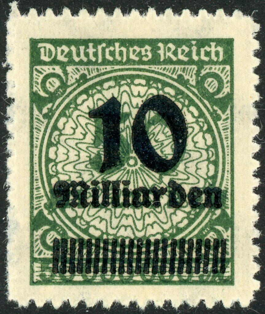 Deutsches Reich 336BP ungebraucht