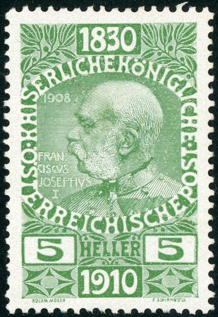 Österreich 164 ungebraucht