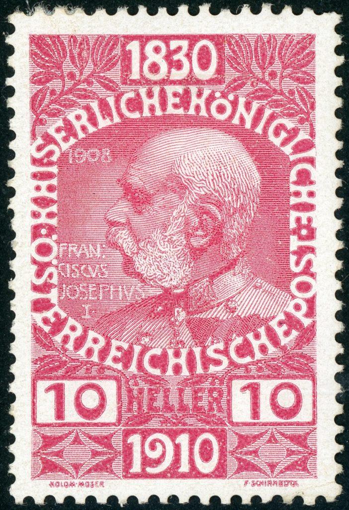 Österreich 166 ungebraucht