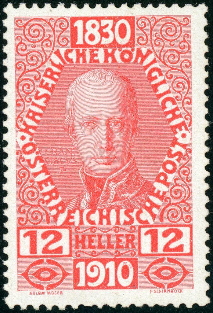 Österreich 167 ungebraucht