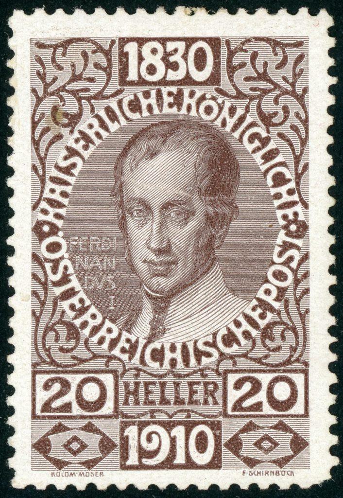 Österreich 168 ungebraucht