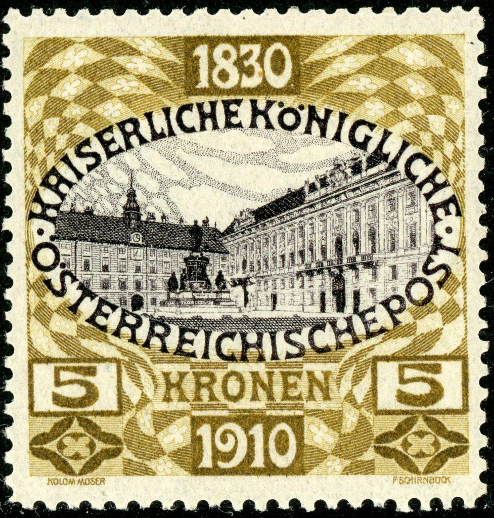 Österreich 176 ungebraucht