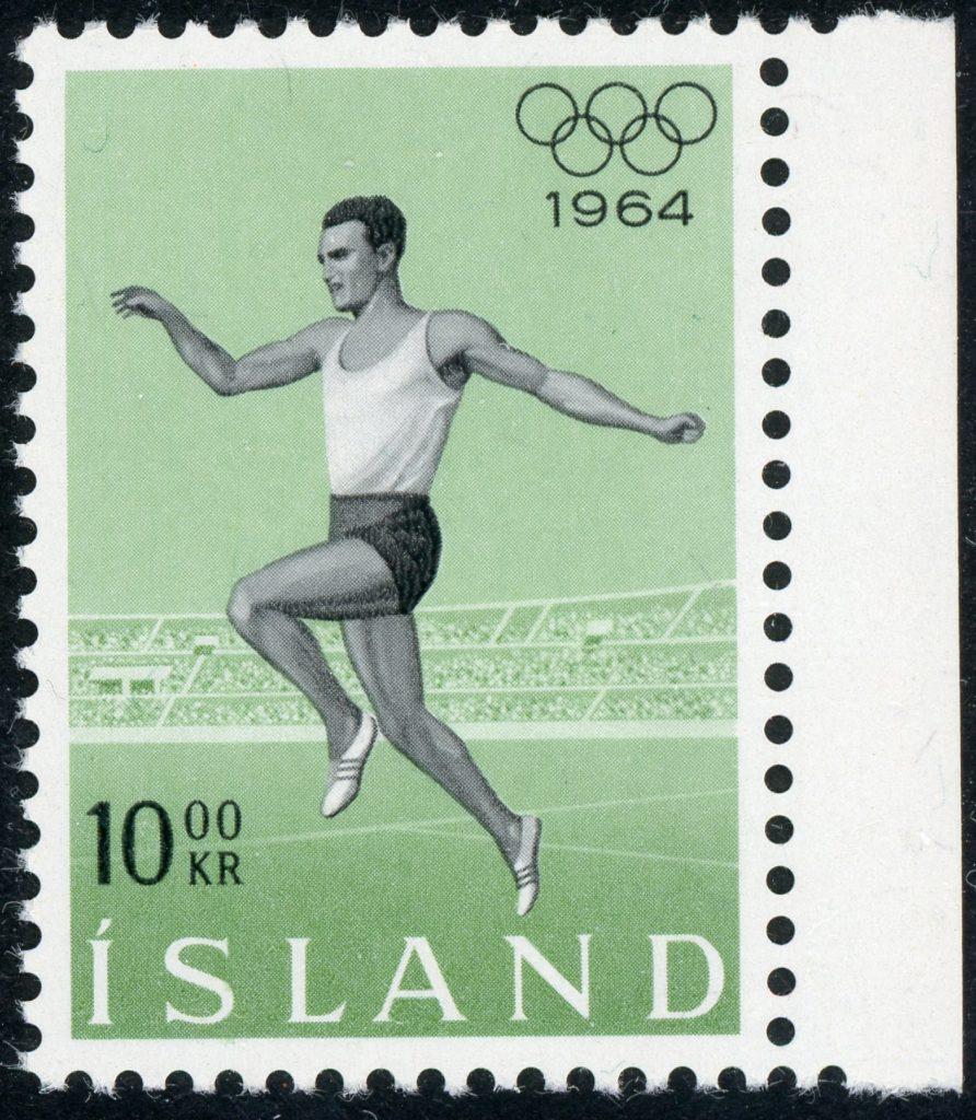 Island 387 postfrisch
