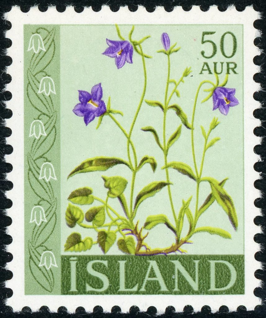 Island 415 postfrisch