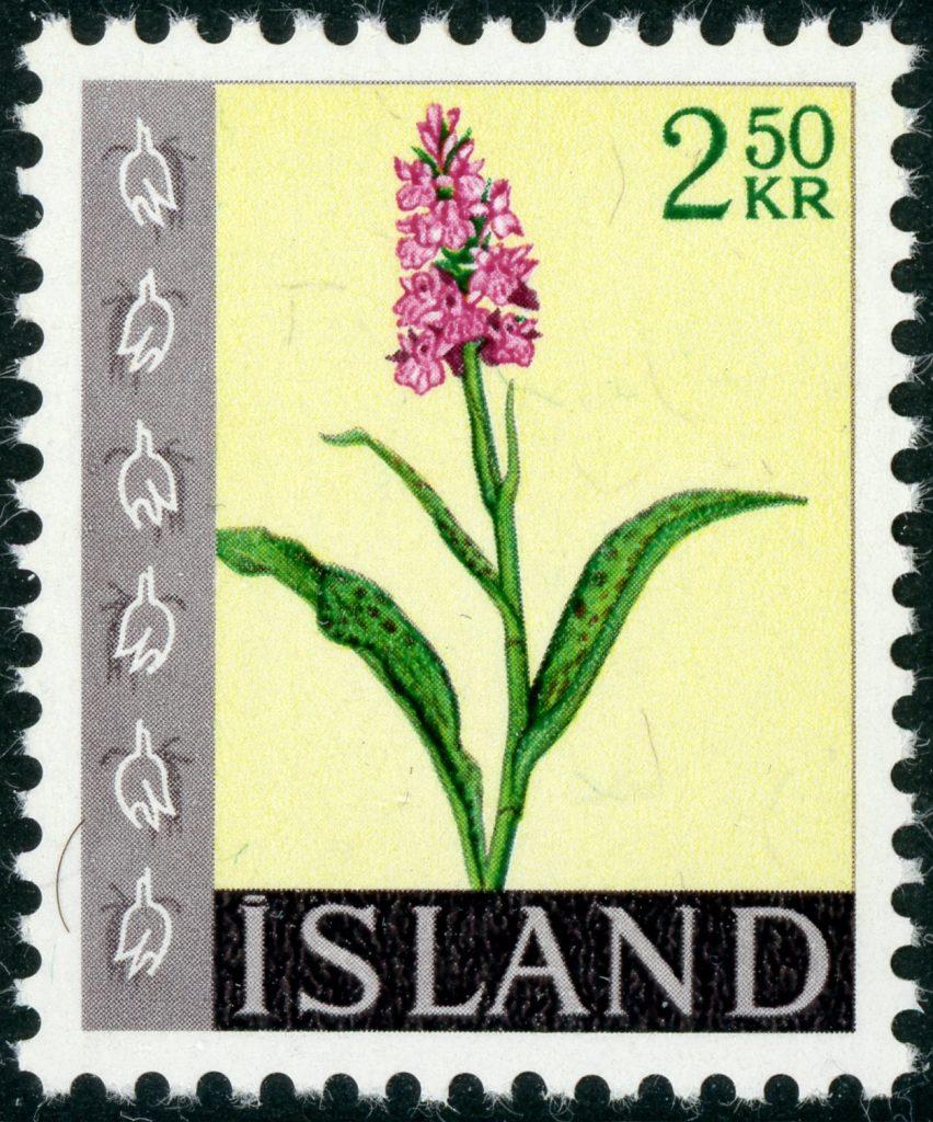 Island 416 postfrisch