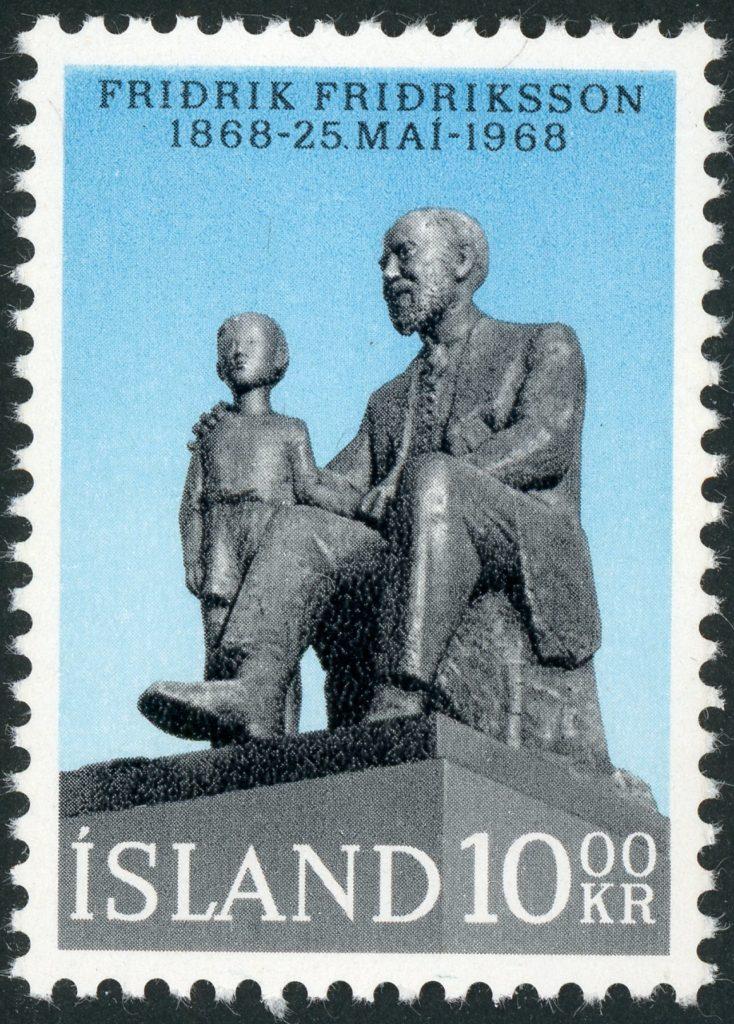 Island 421 postfrisch