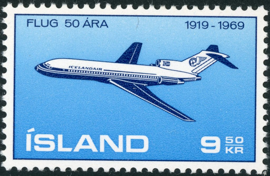 Island 432 postfrisch