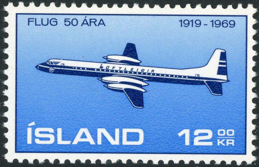 Island 433 postfrisch