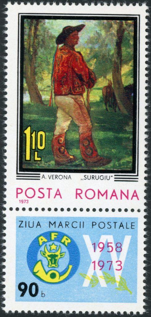 Rumänien 3149 postfrisch
