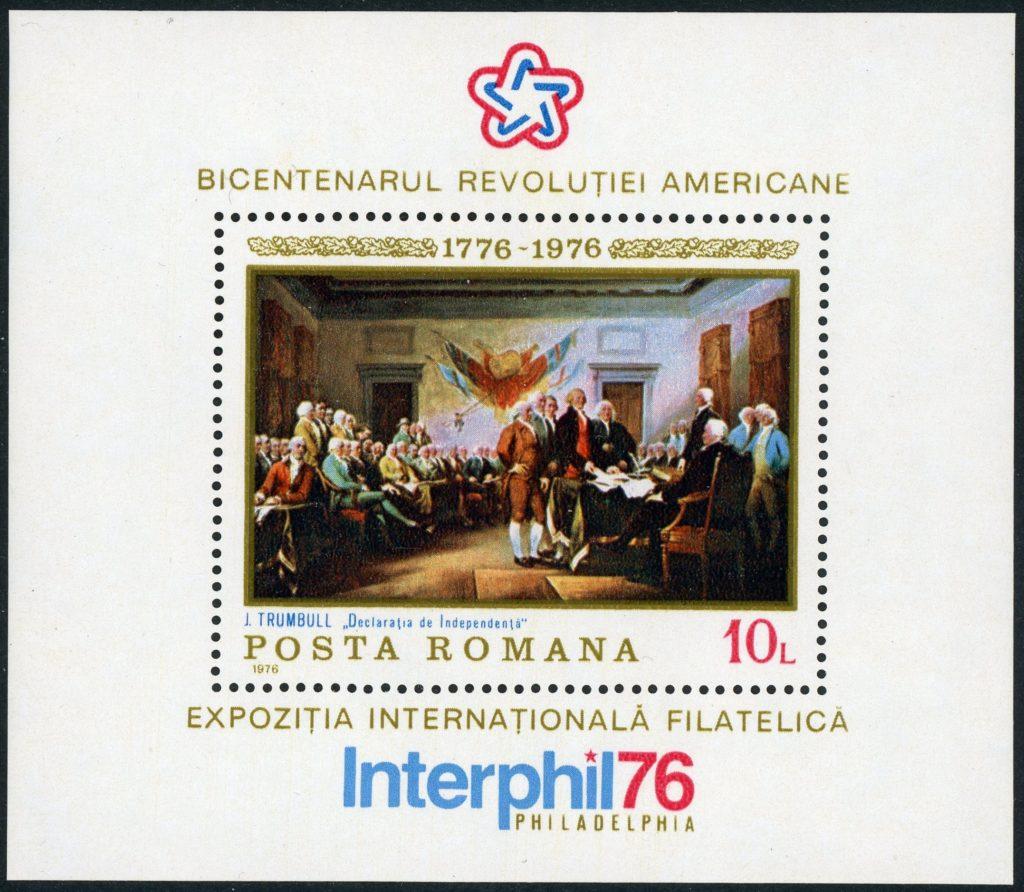 Rumänien Block 130 postfrisch