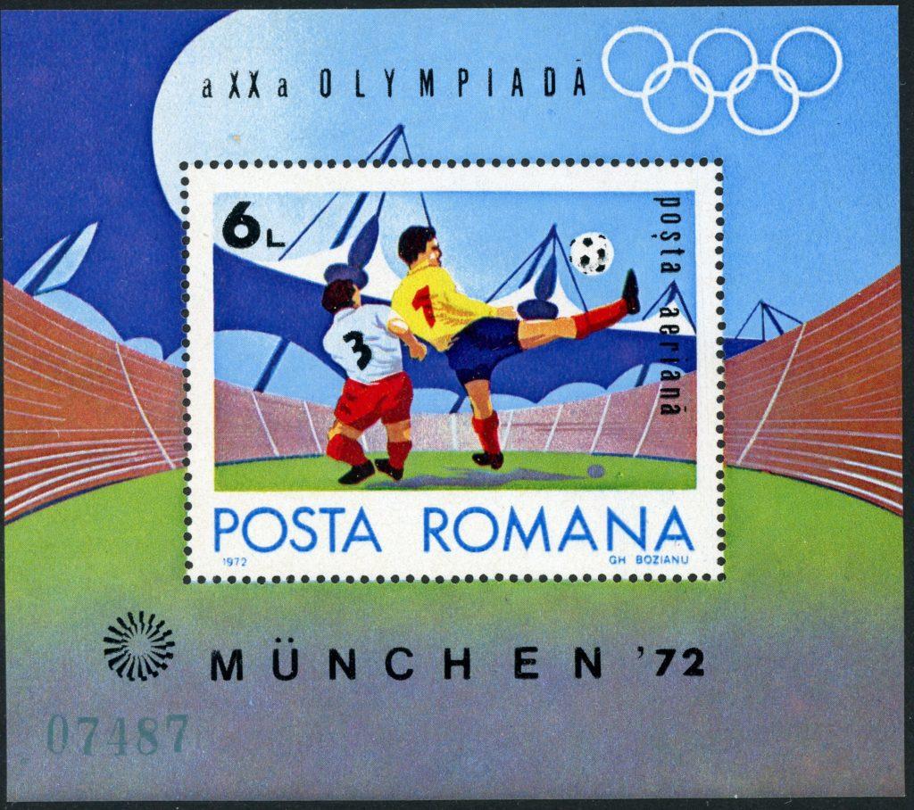 Rumänien Block 97 postfrisch