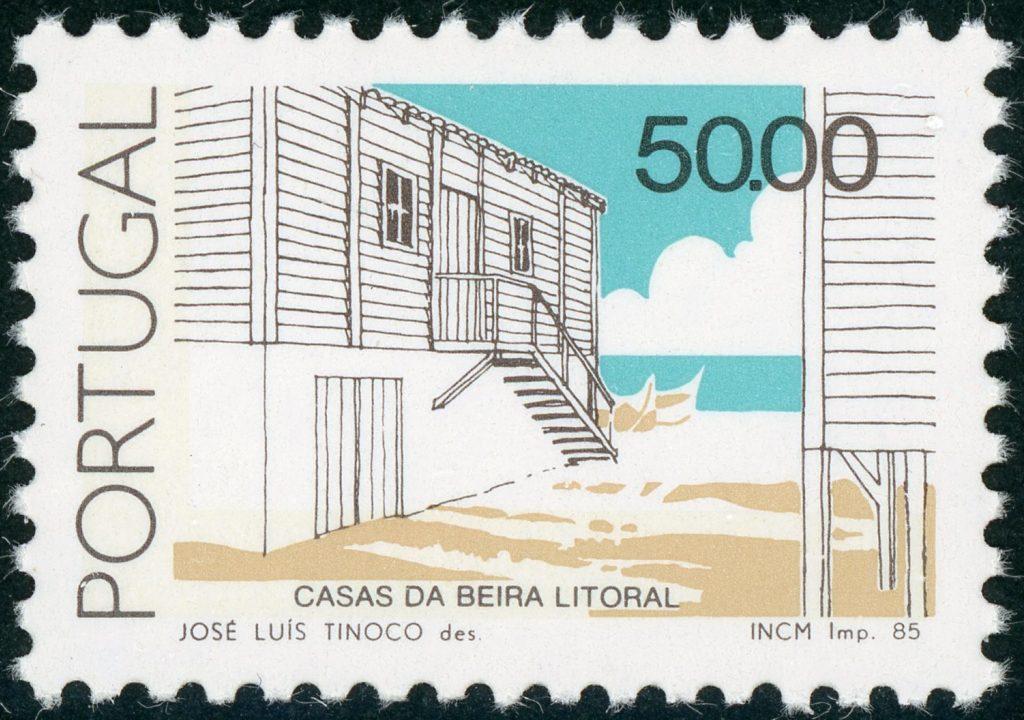 Portugal 1663 postfrisch