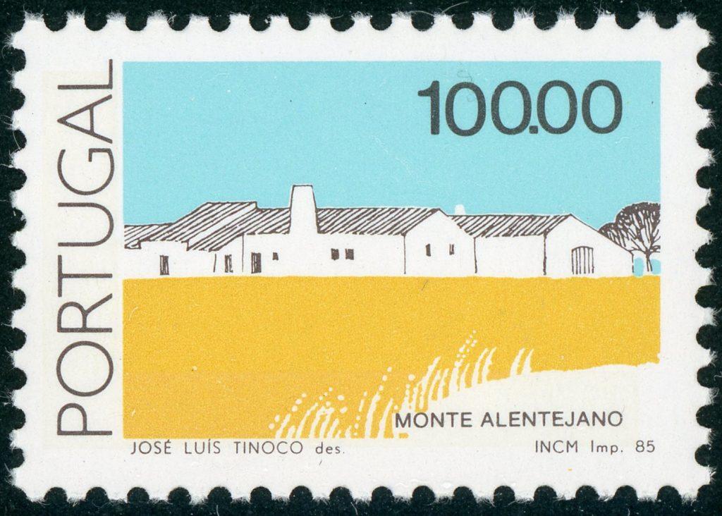 Portugal 1664 postfrisch