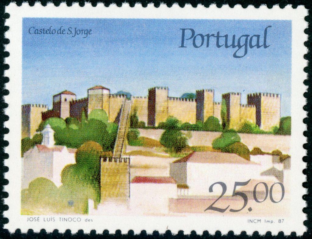 Portugal 1732 postfrisch