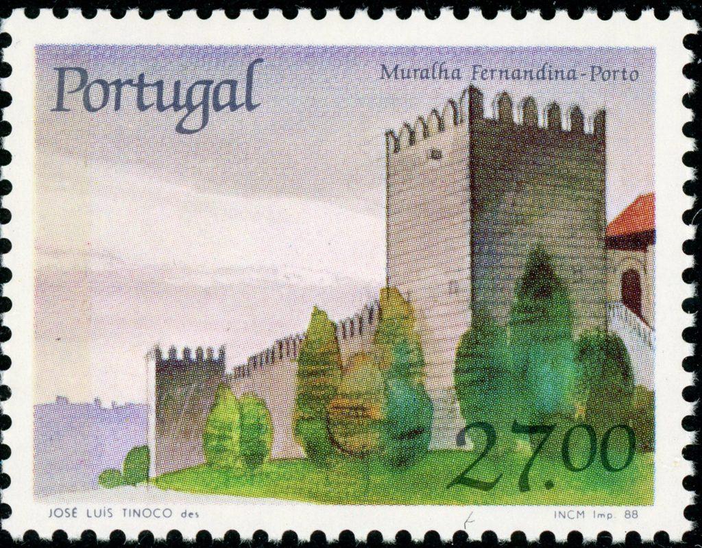 Portugal 1740 postfrisch
