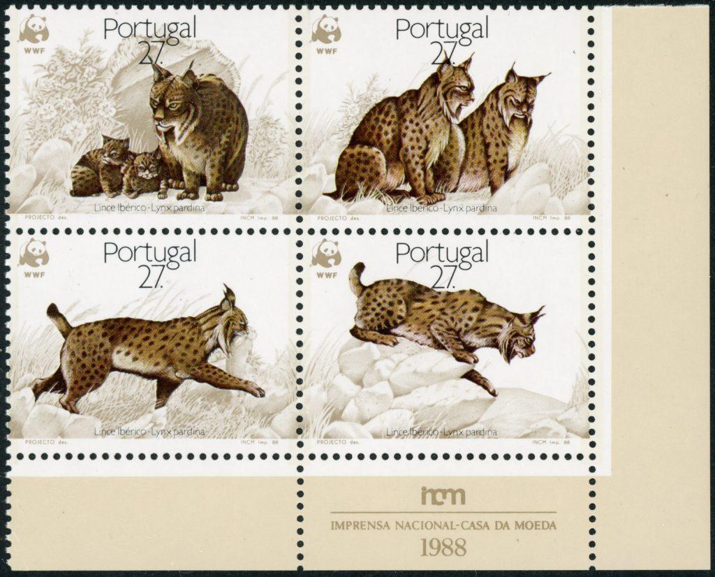 Portugal 1741_1744 postfrisch