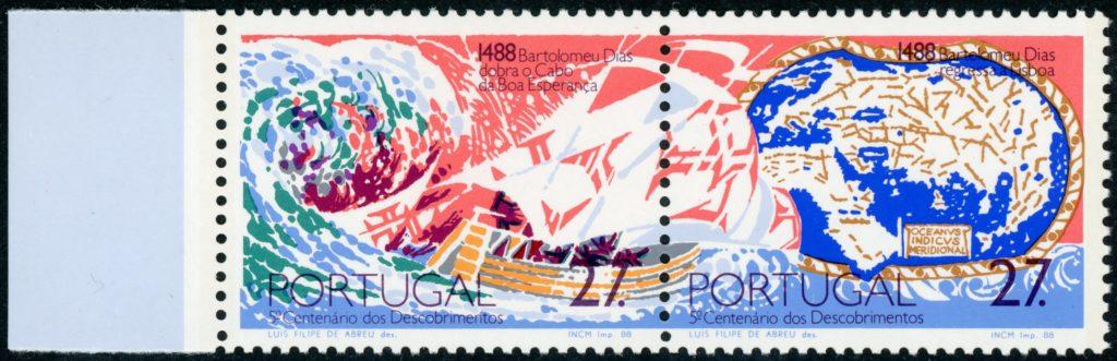 Portugal 1745_1746 postfrisch