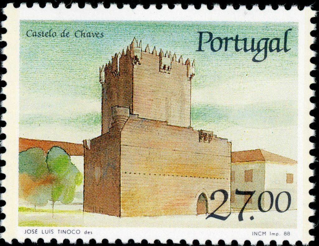 Portugal 1757 postfrisch