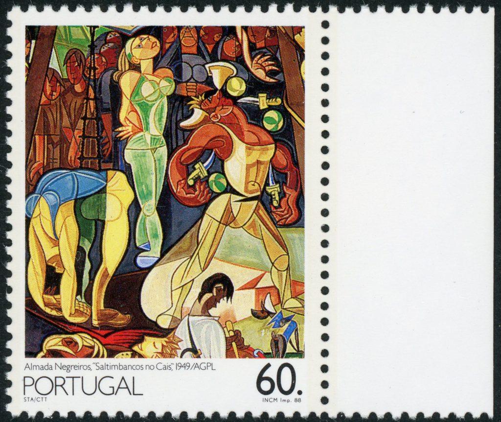 Portugal 1760 postfrisch