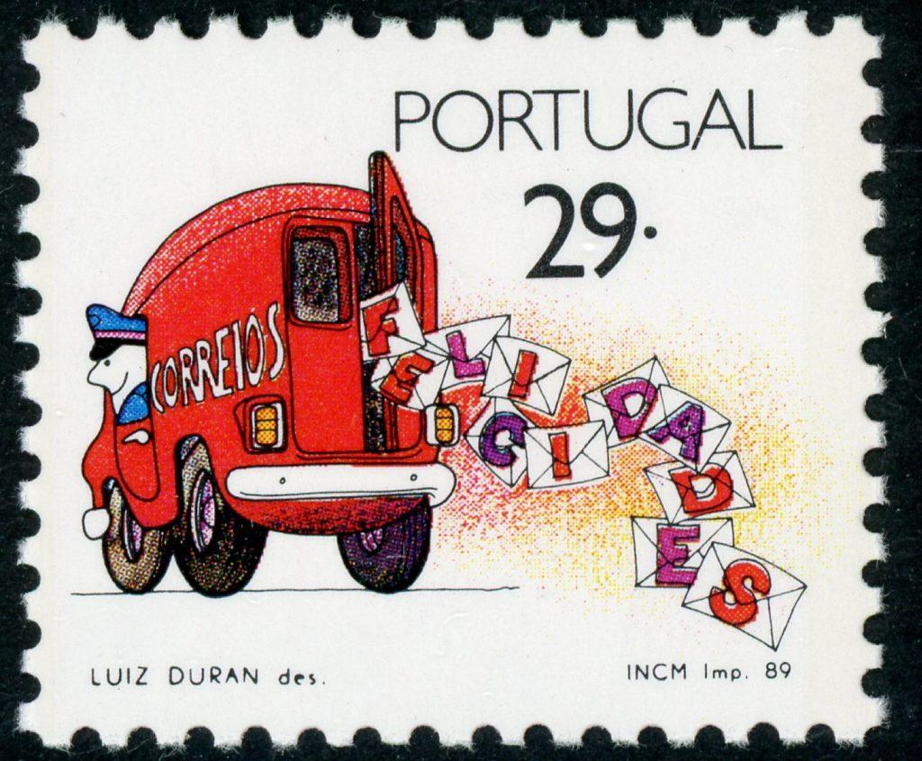 Portugal 1775 postfrisch
