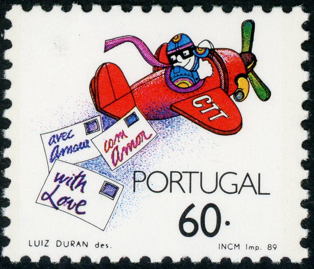 Portugal 1776 postfrisch