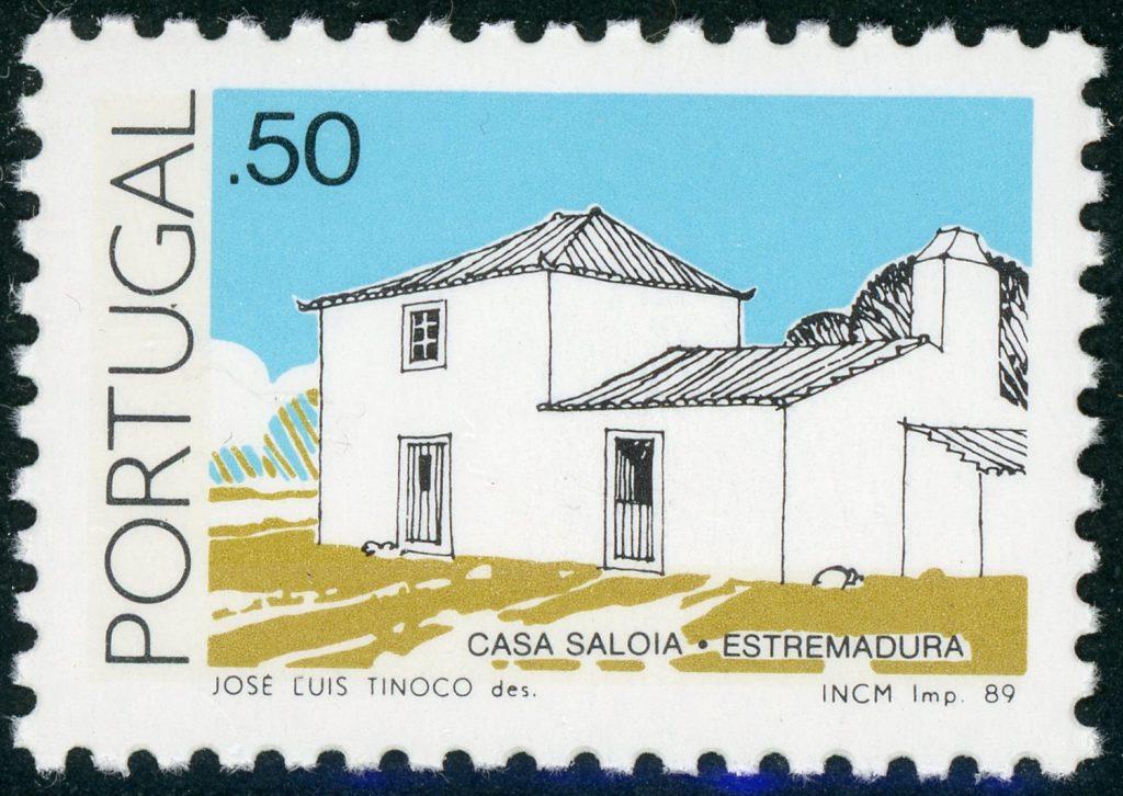 Portugal 1780 postfrisch