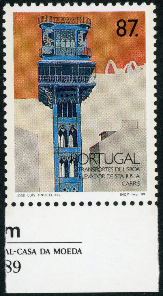 Portugal 1789 postfrisch