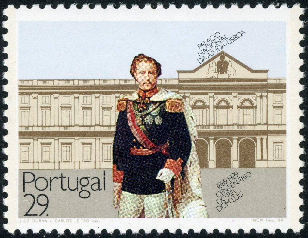 Portugal 1800 postfrisch