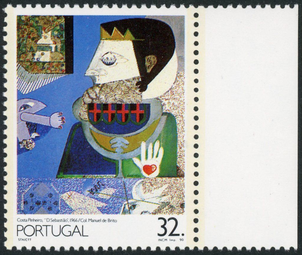 Portugal 1831 postfrisch