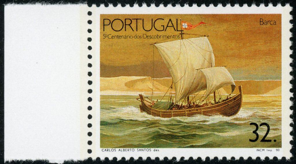 Portugal 1834 postfrisch