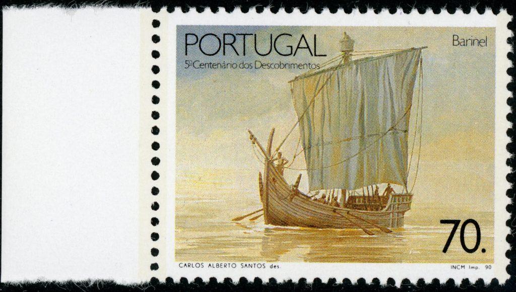 Portugal 1836 postfrisch