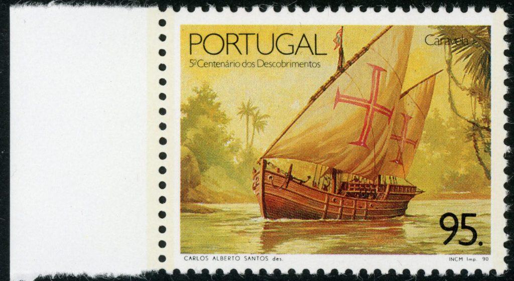 Portugal 1837 postfrisch