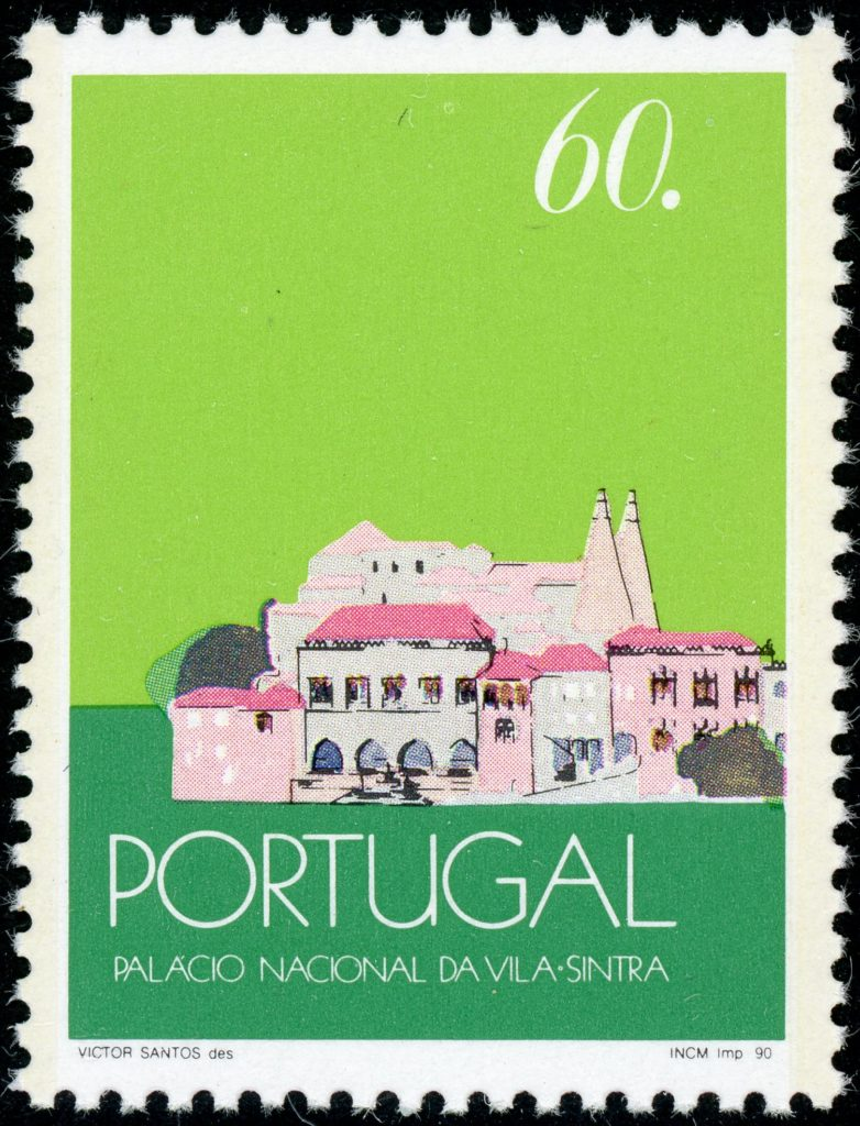 Portugal 1839 postfrisch