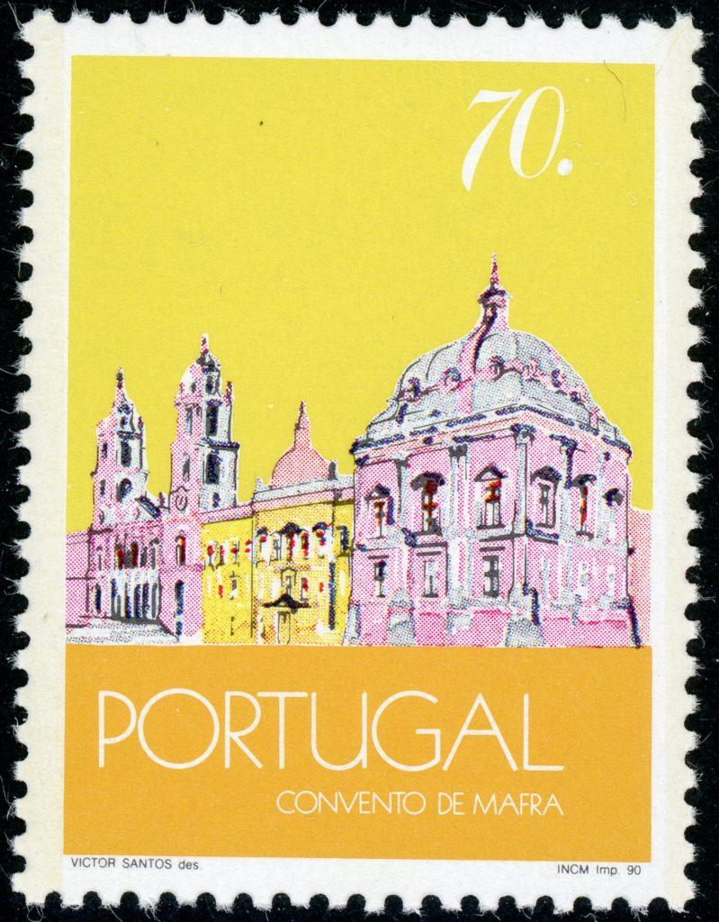 Portugal 1840 postfrisch