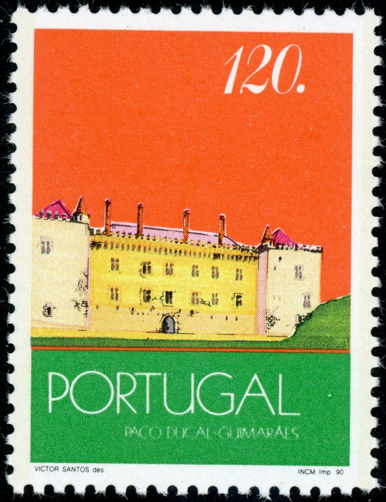 Portugal 1841 postfrisch
