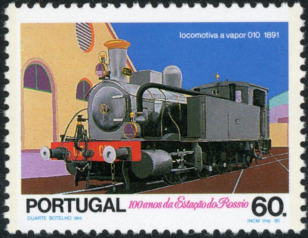 Portugal 1843 postfrisch