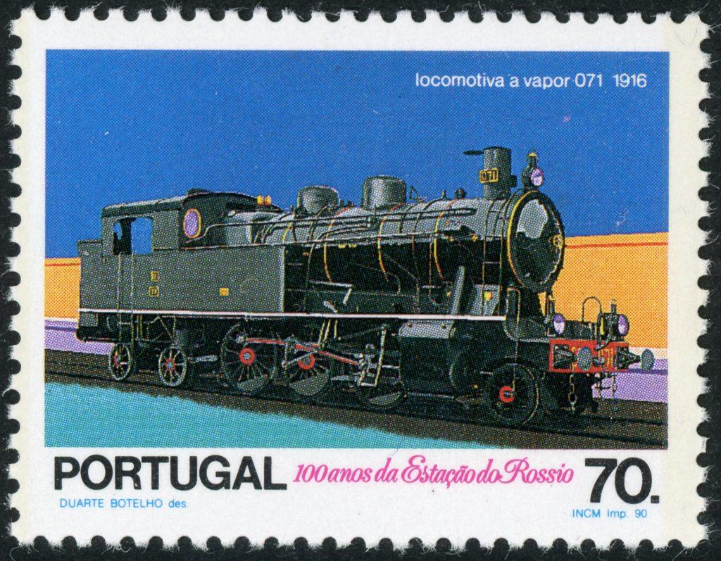 Portugal 1844 postfrisch