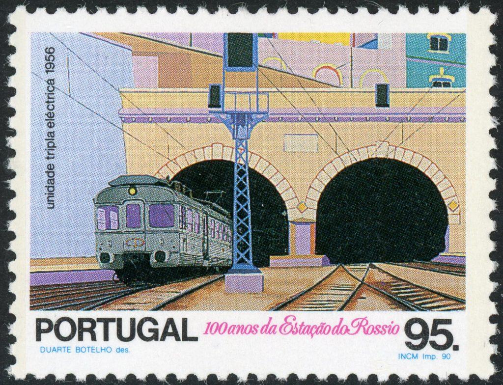 Portugal 1845 postfrisch