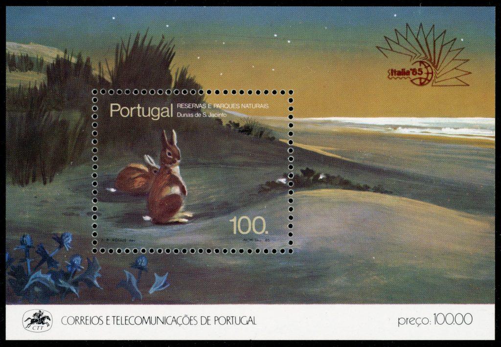 Portugal Block 48 postfrisch